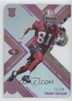 Rookies - Trent Taylor /24