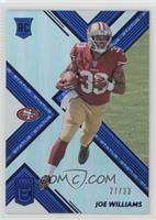 Rookies - Joe Williams /33