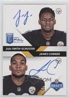JuJu Smith-Schuster, James Conner