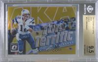 Tom Brady [BGS 9.5 GEM MINT] #/10