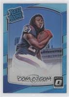 Rated Rookies - D'Onta Foreman #/299