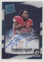 Rated Rookies - Kareem Hunt /150