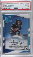 Rated Rookies - Alvin Kamara [PSA 9 MINT] #/150