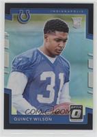 Rookies - Quincy Wilson #/25