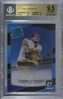 Rated Rookies - James Conner [BGS9.5GEMMINT] #/25