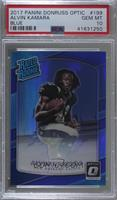 Rated Rookies - Alvin Kamara [PSA 10 GEM MT] #/149