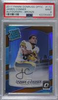 Rated Rookies - James Conner [PSA9MINT]