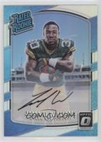 Rated Rookies - Jamaal Williams #/99