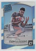 Rated Rookies - Jeremy McNichols /99