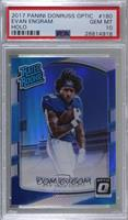 Rated Rookies - Evan Engram [PSA 10 GEM MT]
