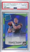 Rated Rookies - Mitchell Trubisky [PSA 10 GEM MT]