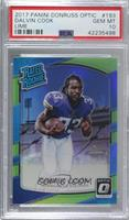 Rated Rookies - Dalvin Cook [PSA 10 GEM MT]