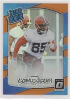 Rated Rookies - David Njoku #/199
