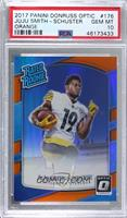 Rated Rookies - JuJu Smith-Schuster [PSA 10 GEM MT] #/199
