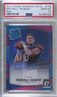 Rated Rookies - Mitchell Trubisky [PSA10GEMMT]