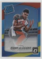 Rated Rookies - Jeremy McNichols