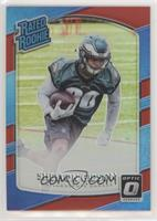 Rated Rookies - Shelton Gibson #/99