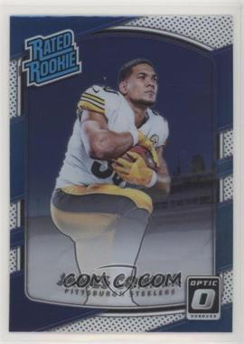 2017 Donruss Optic - [Base] #172 - Rated Rookies - James Conner