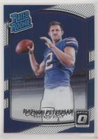 Rated Rookies - Nathan Peterman