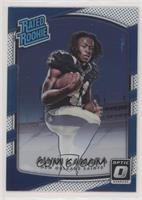 Rated Rookies - Alvin Kamara [EXtoNM]