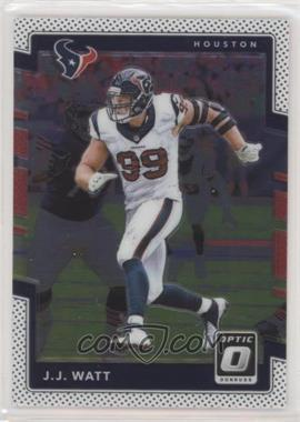 2017 Donruss Optic - [Base] #75 - J.J. Watt