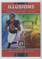 Cam Newton, Deshaun Watson /99
