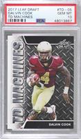 Dalvin Cook [PSA 10 GEM MT]