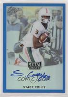 Stacy Coley #/50