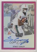 Stacy Coley #/20