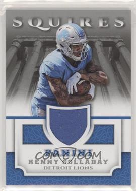 classic fit 3d921 d12d4 2017 Panini - Squires Jerseys #SQ-KG - Kenny Golladay