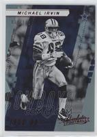 Retired - Michael Irvin /100