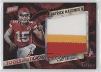 Patrick Mahomes II [Noted] #/10