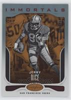 Immortals - Jerry Rice #/299