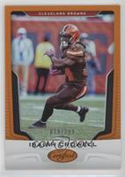 Isaiah Crowell #/299