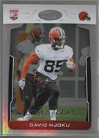 Rookies - David Njoku [Noted] #/299