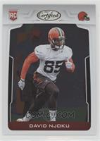 Rookies - David Njoku [Noted] #/999
