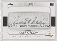 Rosey Brown /99