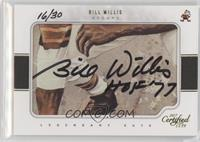 Bill Willis /30