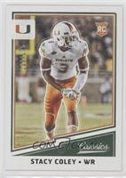 Rookies - Stacy Coley #/175