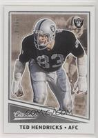 Legends - Ted Hendricks #/299