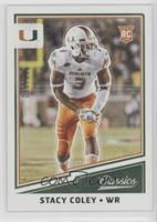 Rookies - Stacy Coley #/299
