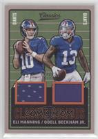 Eli Manning, Odell Beckham Jr. /199