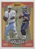 Warren Moon, Russell Wilson