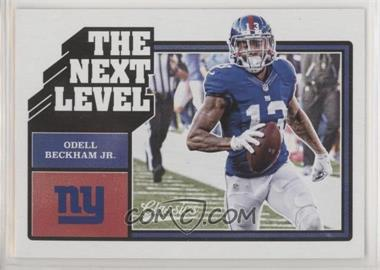 2017 Panini Classics - The Next Level #NL-OBJ - Odell Beckham Jr.