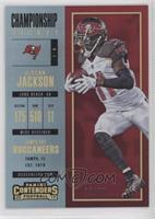 Season Ticket - DeSean Jackson #/99
