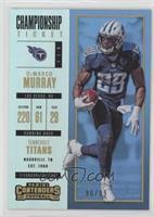 Season Ticket - DeMarco Murray #/99