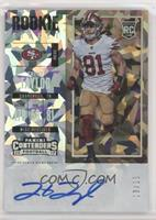 Rookie Ticket - Trent Taylor [EX to NM] #/25