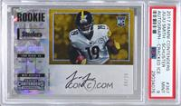 Rookie Ticket Variation RPS - JuJu Smith-Schuster [PSA 9 MINT] #/25