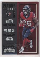 Season Ticket - Lamar Miller /249