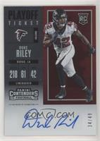 Rookie Ticket - Duke Riley /49